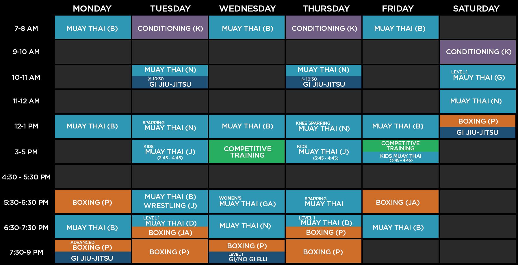 Schedule_FNF22