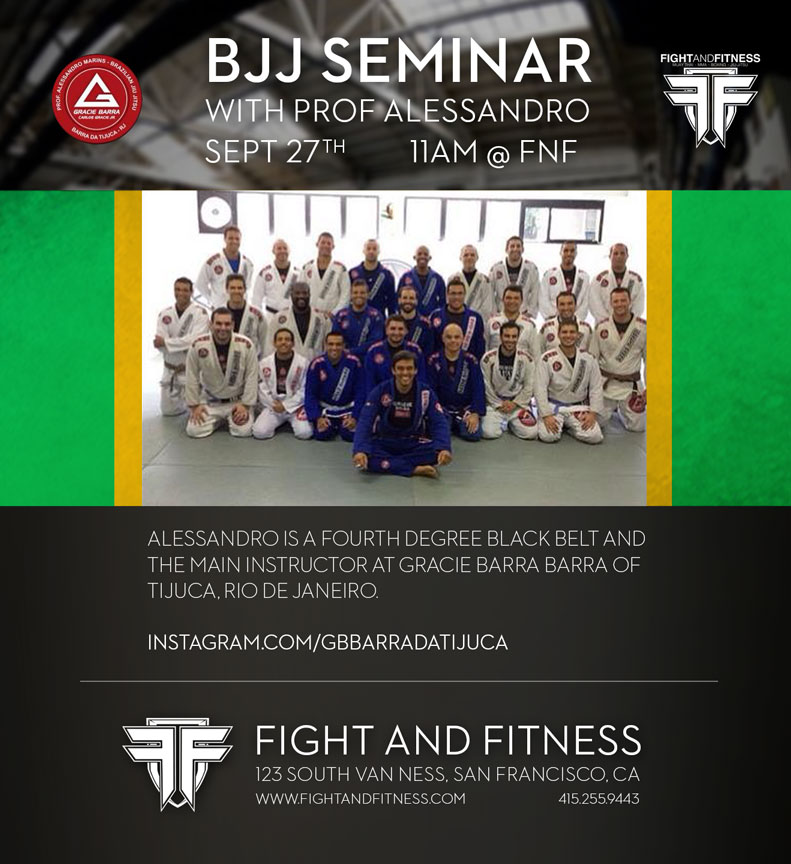 Seminar at FNF